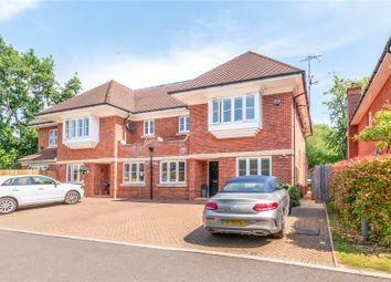 Lime Tree Close, Bushey, Hertfordshire WD23. 4 bed semi-detached house