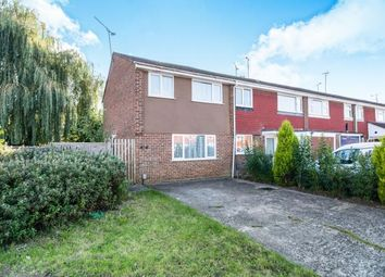 Thumbnail 3 bed end terrace house for sale in Blackwater, Camberley, Hampshire