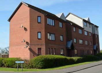 Thumbnail 2 bed flat to rent in Longdales Court, New Carron, Falkirk