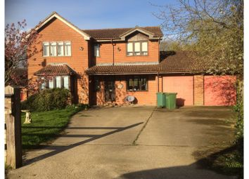 Thumbnail 4 bed detached house for sale in Southdown Road, Freshwater