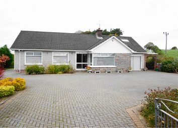 Thumbnail 3 bed detached bungalow for sale in Roughan Road, Dungannon