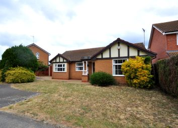 Thumbnail 3 bed detached bungalow for sale in Rydal Close, Stukeley Meadows, Huntingdon