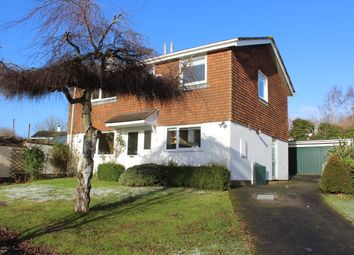Thumbnail 4 bed detached house for sale in Ashley Piece, Ramsbury