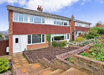 Thumbnail 3 bed semi-detached house for sale in Castlefields, Gravesend, Kent