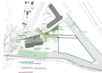 Thumbnail Land for sale in Paper Mill Lane, Claydon