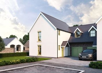 3 bed semi-detached house for sale in The Llangors, The Cedars, Llangattock, Crickhowell NP8
