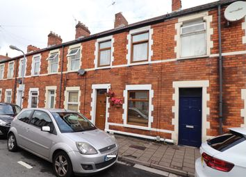 Thumbnail 2 bed terraced house for sale in Spring Gardens Place, Roath, Cardiff