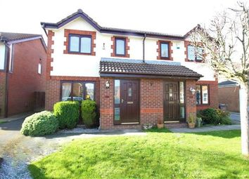 Thumbnail 3 bed semi-detached house for sale in Ilway, Walton-Le-Dale, Preston