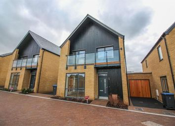Thumbnail 4 bed detached house to rent in Greenfinch Way, Newhall, Harlow