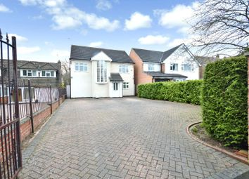 Thumbnail 5 bed detached house for sale in Ringers Spinney, Oadby, Leicester