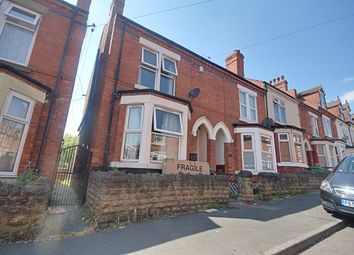 2 bed end terrace house for sale in Exeter Road, Forest Fields, Nottingham NG7