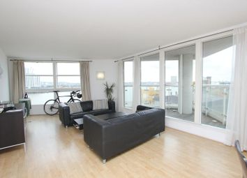 Thumbnail 2 bed flat to rent in Aurora Building, Blackwall