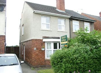 Thumbnail 3 bed semi-detached house for sale in Leamoor Avenue, Somercotes, Alfreton
