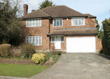 Thumbnail 4 bed detached house to rent in Glanleam Road, Stanmore, Middlesex