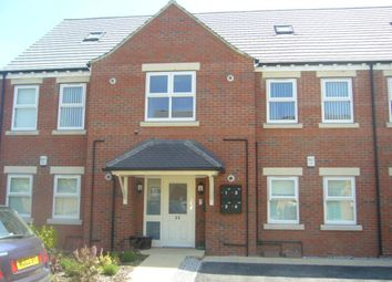 Thumbnail 2 bedroom flat to rent in Sanderson Close, Ella Street, Hull