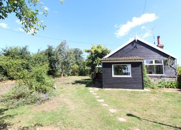 Thumbnail 2 bed detached bungalow for sale in Whimpwell Green, Happisburgh, Norwich