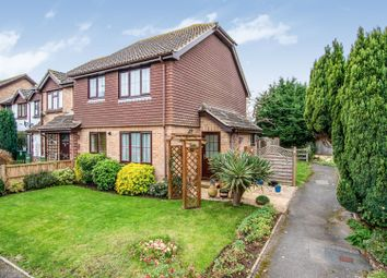 Thumbnail 1 bedroom end terrace house to rent in The Millers, Yapton, Arundel