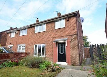 Thumbnail 3 bed semi-detached house for sale in The Green, Castleford, West Yorkshire