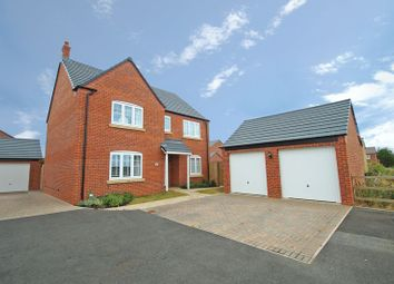 Thumbnail 4 bed detached house for sale in Oak Place, Bidford On Avon, Alcester