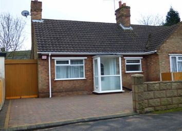 Thumbnail 1 bedroom semi-detached bungalow for sale in Sangwin Road, Bilston