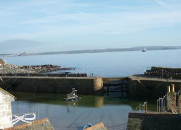 Thumbnail 3 bed terraced house for sale in Wesley Square, Mousehole, Penzance