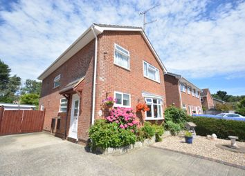 Thumbnail 4 bed detached house for sale in Lytchett Drive, Broadstone