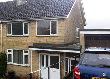 Thumbnail 3 bed semi-detached house to rent in Worley Ridge, Nailsworth