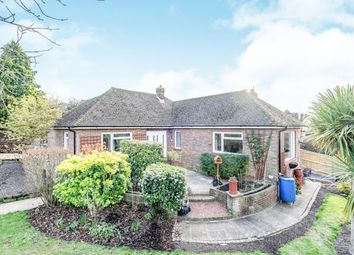 Thumbnail 3 bed bungalow for sale in Maines Farm Road, Steyning, West Sussex, England