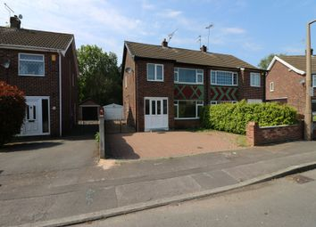 Thumbnail 3 bed semi-detached house to rent in Ashburnham Gardens, Sprotbrough, Doncaster