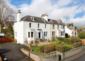 Thumbnail 6 bed semi-detached house for sale in Springhill Road, Peebles