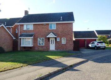 4 bed detached house for sale in Gildale, Werrington, Peterborough, Cambridgeshire PE4
