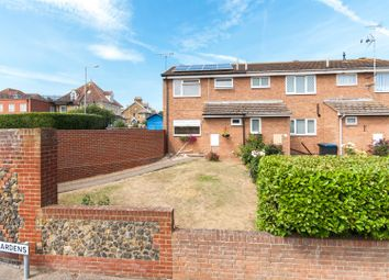 Thumbnail 3 bed semi-detached house to rent in Sussex Gardens, Westgate-On-Sea