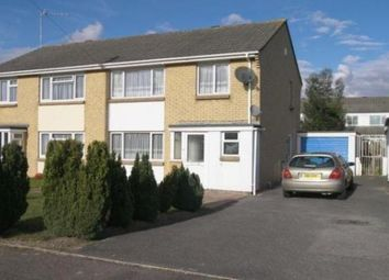 Thumbnail 3 bedroom property to rent in Christopher Crescent, Poole