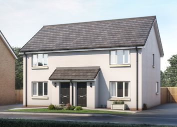 "Thumbnail 3 bed property for sale in ""The Blair"" at Meadowhead Road, Wishaw"