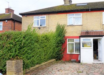 Thumbnail 3 bed terraced house for sale in Wigton Gardens, Stanmore