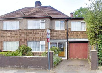 Thumbnail 5 bedroom semi-detached house for sale in Connop Road, Enfield