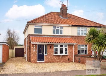 3 bed semi-detached house for sale in Samson Road, Hellesdon, Norfolk NR6