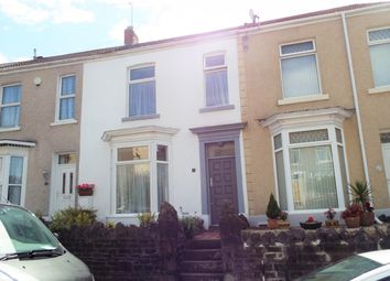 Thumbnail 2 bed terraced house for sale in 40 Coed Saeson Crescent, Sketty, Swansea