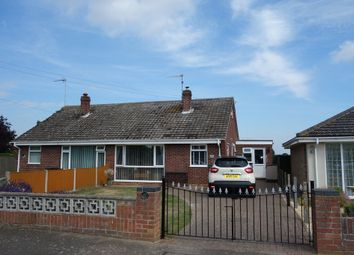 Thumbnail 4 bed semi-detached house for sale in The Pippins, Blundeston, Lowestoft
