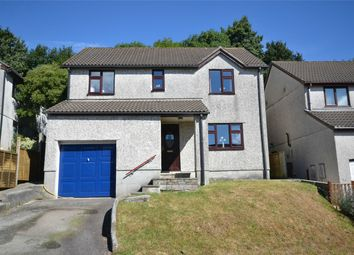 Thumbnail 4 bed detached house for sale in Lodge Drive, Truro, Cornwall