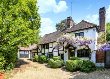 4 bed detached house for sale in Lords Hill Common, Shamley Green, Guildford, Surrey GU5