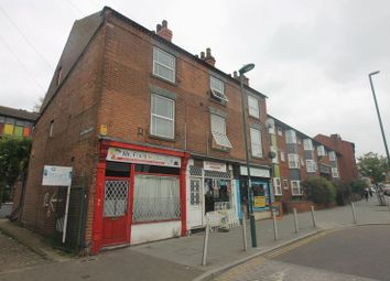 Thumbnail 1 bed flat to rent in Peveril Street, Nottingham