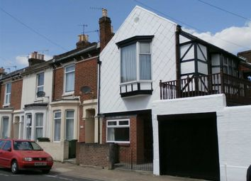 Thumbnail 1 bed flat for sale in Baileys Road, Southsea