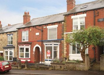 Thumbnail 3 bed terraced house for sale in Crimicar Lane, Sheffield