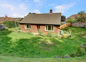 Thumbnail 3 bed bungalow to rent in Salisbury Road, Marlborough, Wiltshire
