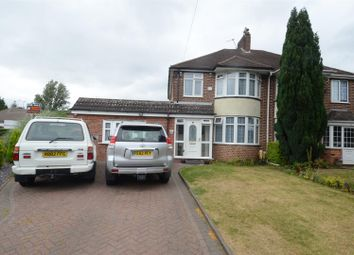 Thumbnail 3 bed semi-detached house for sale in Ashville Avenue, Castle Bromwich, Birmingham