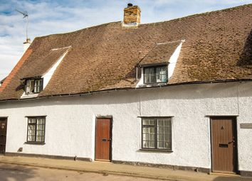 Thumbnail 2 bedroom cottage for sale in High Street, Melbourn, Royston