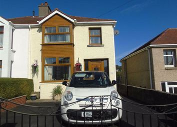 3 bed semi-detached house for sale in Gower View, Llanelli SA15