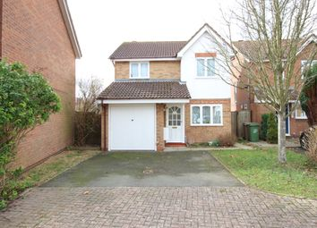 Thumbnail 3 bed detached house for sale in Cotswold Way, Worcester Park