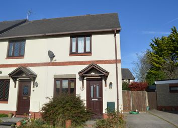Thumbnail 2 bed end terrace house to rent in Llys Dewi, Llantwit Major